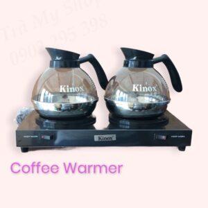 Bộ bếp hâm trà cà phê Kinox